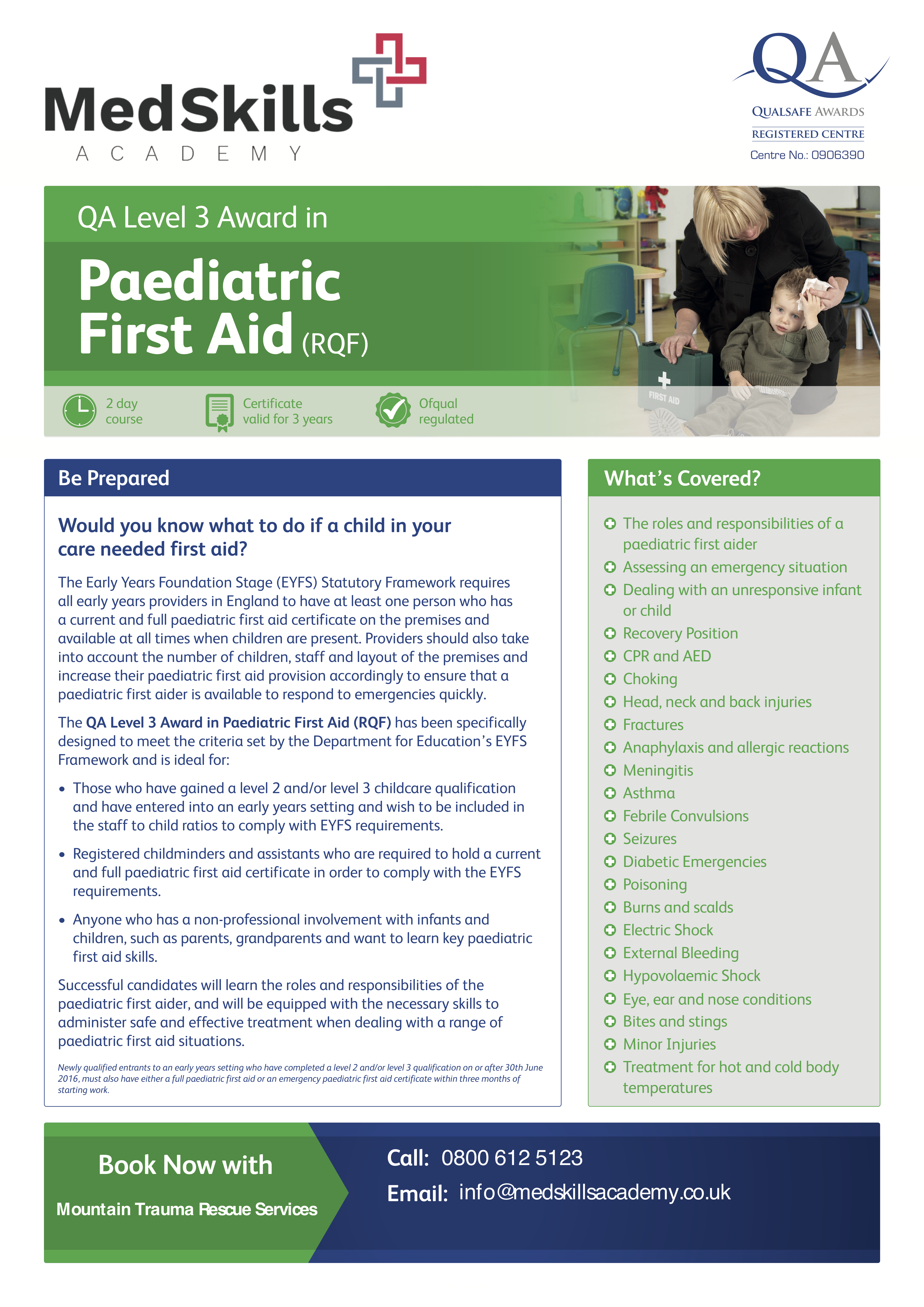 QA_Centre_Marketing_-_Paediatric_First_Aid_Flyer-2